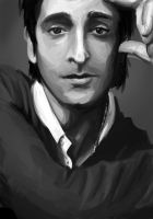 Adrien Brody by PeopleEveryday