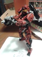 Red Spartan by 4450