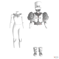 DBXV - Human Female Clothes - Pack V by Postmortacum