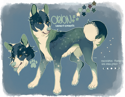 orion reference commission by stormcat