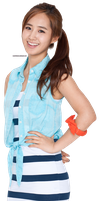 PNG: SNSD Yuri by chazzief