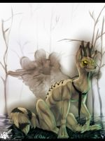 Prize : I'm waiting here for you ... by ScribbleW0lf