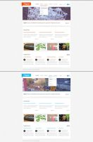 Clapper - Portfolio and Blog HTML Template by tritube