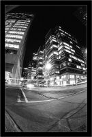 Montreal at Night 34 35mm by Pathethic
