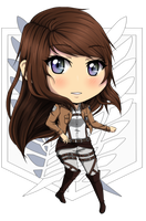 .:Chibi AT:. K--Chou by Yuko-Lee