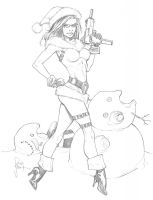 Santa Baroness from VACC by RandyGreen