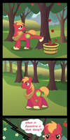 buckin apples by matty4z