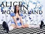 Alice In Wonderland 1 by BelleEtoile