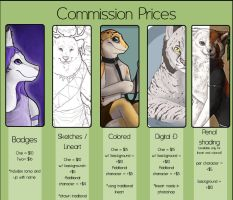 Commission prices 2 by Kium