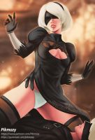 2b   .NSFW optional by Pikmozy