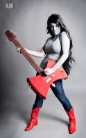 Marceline Cosplay by Lisa-Lou-Who