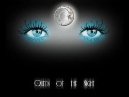 Queen of the Night by secretavalon