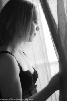 Window wondering - boudoir by Garnette09