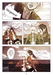 CM: Roses - page 01 - SnK doujinshi by AurionPride