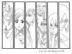 The Bleach Gang-Started From The Bottom by Randazzle100