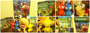 Pikmin Collection! by Eternal-Glow