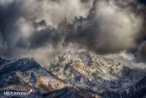 Peeking Through the Clouds HDR by mjohanson