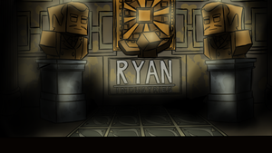 From the desk of Andrew Ryan -Background- by LooTennant