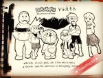 *Nobita and the adventure at the mystery island* by doraemonbasil