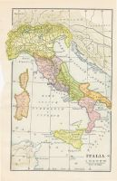 Italian Map by LogicalXStock