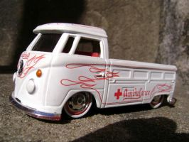 Hot Wheels VW Pick Up by prorider