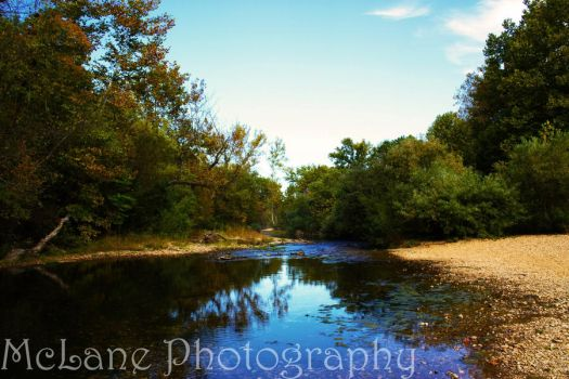Creek Bed by cleetuss