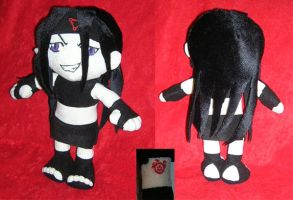 Envy plushie - FMA by WampusDragon