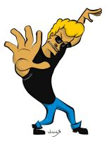 Beavis Bravo by wokinor