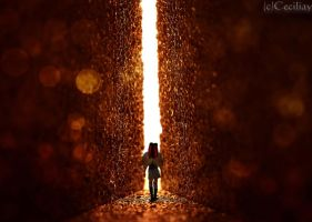 Walk way to heaven by ceciliay