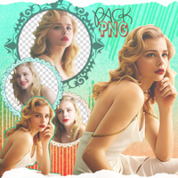Chloe Moretz PNG PACK #13 (Allure Magazine Part-2) by AytenSharif11