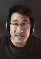 Markiplier by Ren11