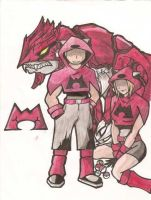 Team Magma by SinPrince