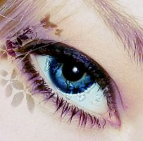 Fantasy Eye by AmzyBabes