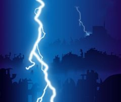 Blue Lightning by Barsto