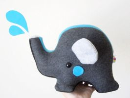 Custom Elephant by casscc