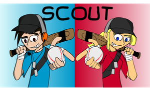 The Scouts by johnnywhoa