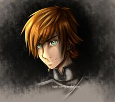 Hiccup headshoot by Nami-v