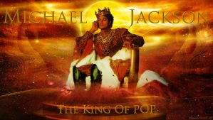 The King Of POP by AlexGroseth