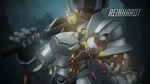Overwatch Reinhardt Wallpaper - 1920 x 1080 by Mac117