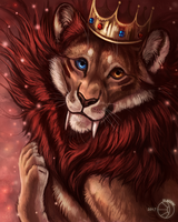 The King by FlashW