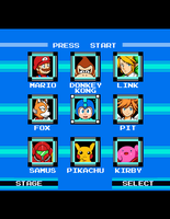 ssb: stage select by shunao