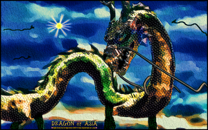 DRAGON OF ASIA by CSuk-1T