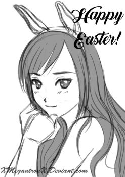 Happy Easter! by XMegantronX