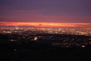 Orange County II by ColorCopies