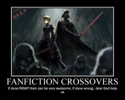 Fanfiction Crossovers by Arreal