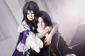 Pandora Hearts: My dear by Alvi