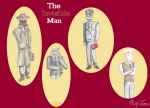 The Invisible Man Ref-sheet by MillieGriffin