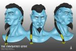 Experience Genie Mask Submission by JOEYDES