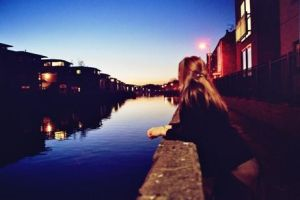 Brayford at Sunset by neversometimes