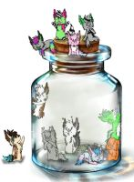 Pippy's Jar by Pippy1994